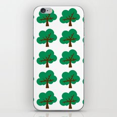 OAK TREE iPhone & iPod Skin