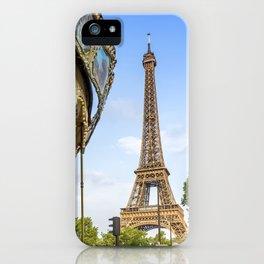 Typical Paris iPhone Case
