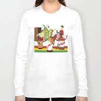 rasta Long Sleeve T-shirts featuring rasta & cheers by gran mike