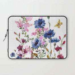 Wildflowers IV Laptop Sleeve