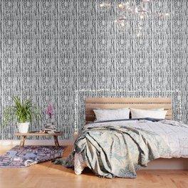 Nature's Barcode Wallpaper
