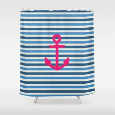 STAY Shower Curtain