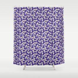 TRAFFIC 2 Shower Curtain