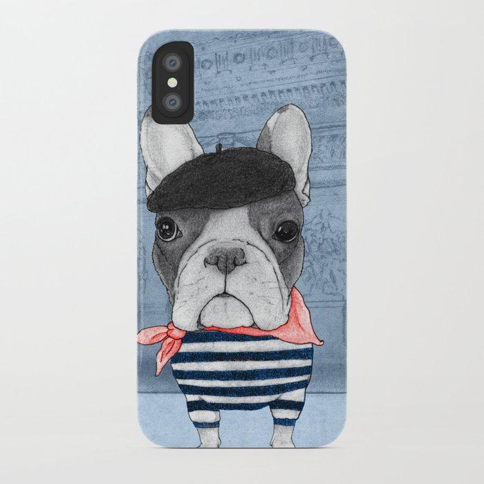 French Bulldog. iPhone Case