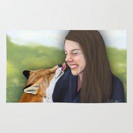 Fox & Foxy Rug