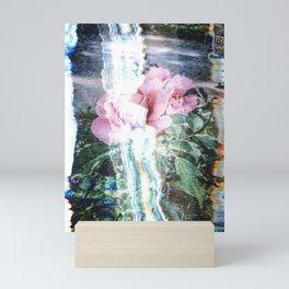 Electronic Nature Mini Art Print