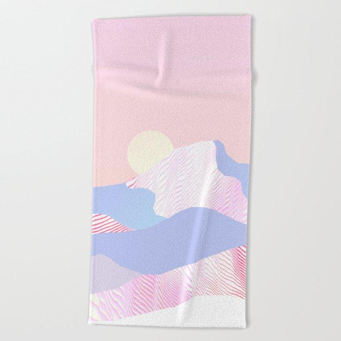 Dune Sun Beach Towel