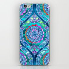 Radiant Boho Color Play iPhone Skin