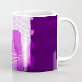 Pink City Coffee Mug