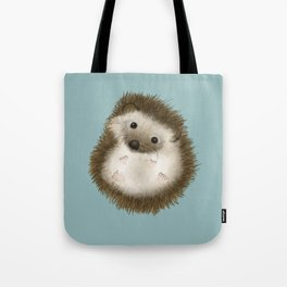 Thorny Hedgehog, Soft Tummy Tote Bag