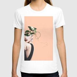 Lady Flowers XVI T-shirt