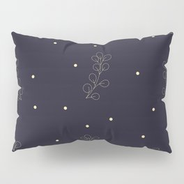 Elegance and cute pattern with twigs Pillow Sham