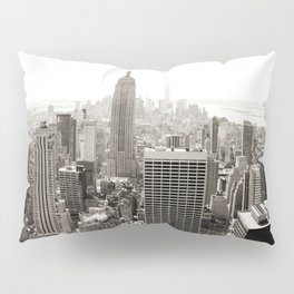 Static Empire Pillow Sham