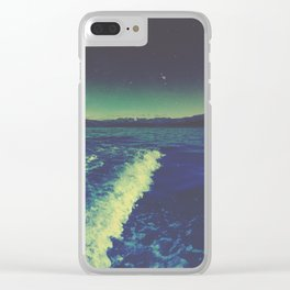 SHORES Clear iPhone Case