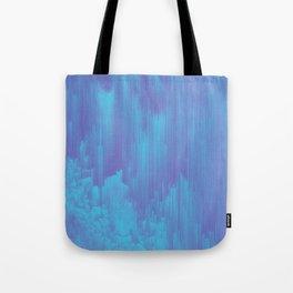 Hazy Winter Tote Bag