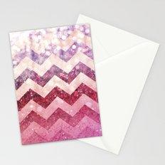 Pink Ruby Case By Zabu Stewart Stationery Cards