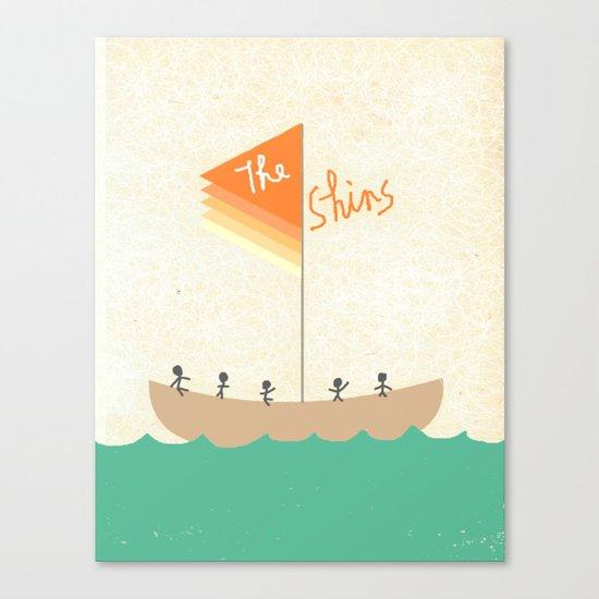 The Shins Canvas Print
