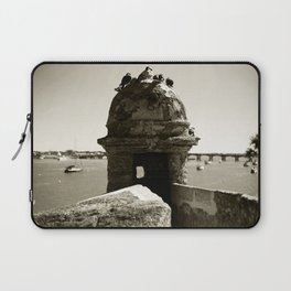 Castillo de San Marcos Laptop Sleeve