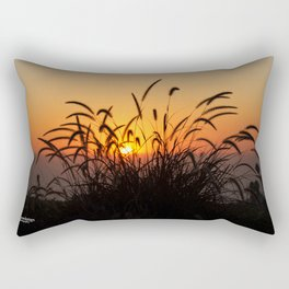 SoCal Sunset Rectangular Pillow