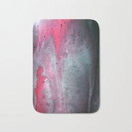 Painted Over a Concrete Feel Bath Mat