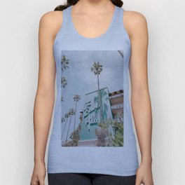 beverly hills / los angeles, california Unisex Tank Top