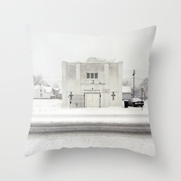 Refreshing Spring Church of God in Christ Throw Pillow