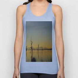 Tranquility  Unisex Tank Top