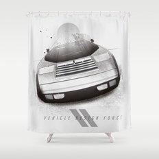 V2 Shower Curtain