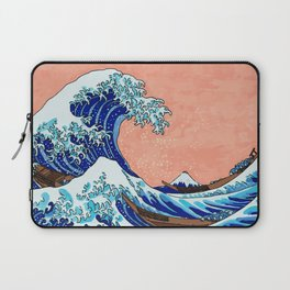 The Great Wave of Kanagawa Laptop Sleeve