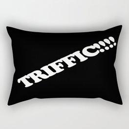 Triffic Rectangular Pillow