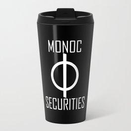 Monoc Securities Travel Mug