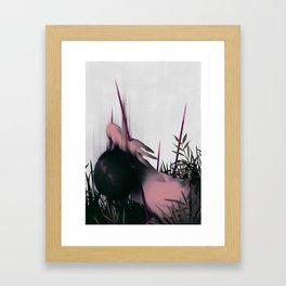 Between Rivers, Rilken No.4 Framed Art Print