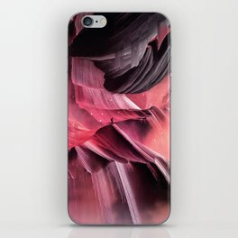 Return to a place never seen iPhone Skin