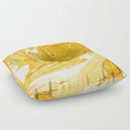 Snake Skin Marble Floor Pillow