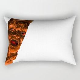 The Caretaker Rectangular Pillow