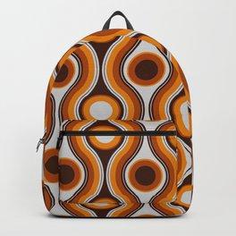 Older Patterns ~ Waves 70s Backpack