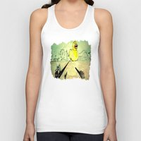 carnival Tank Tops featuring Carnival by Push