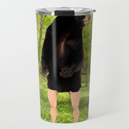 Bearman Travel Mug