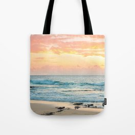 Honolulu Sunrise Tote Bag