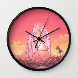 Inner sunrise Wall Clock