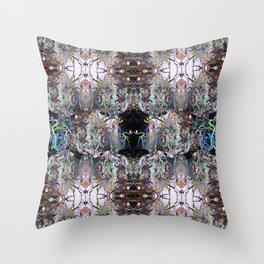 Blending modes 3 Throw Pillow