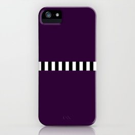 Hmong Stripes iPhone Case