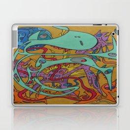 Kundalini Rising Laptop & iPad Skin