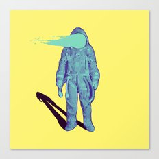 This is just a simple astronaut  Canvas Print
