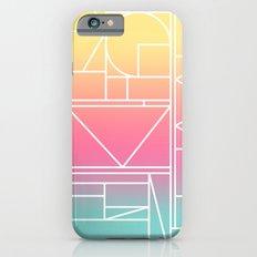 Kaku Quattro iPhone 6s Slim Case
