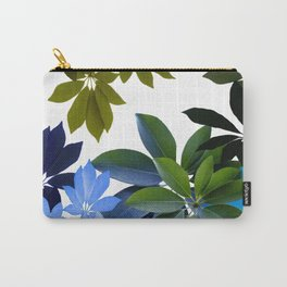 Leaves, Botaical Composition Carry-All Pouch