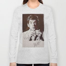 Sir McKellen Long Sleeve T-shirt
