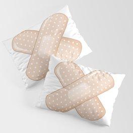 Get Well Bandaid Pillow Sham
