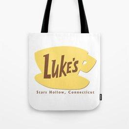 Luke's Diner Tote Bag