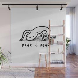 Honest Blob - Dear O Dear Wall Mural